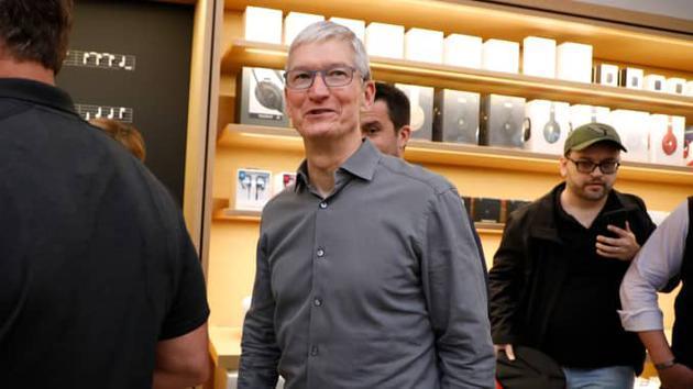 苹果疯狂收购AI公司 交易数量成所有科技巨头中首位