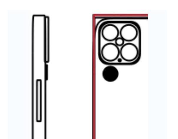 外媒:Iphone 13将会有四个摄像头