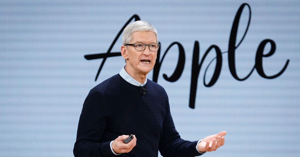 库克:苹果不反对数字广告
