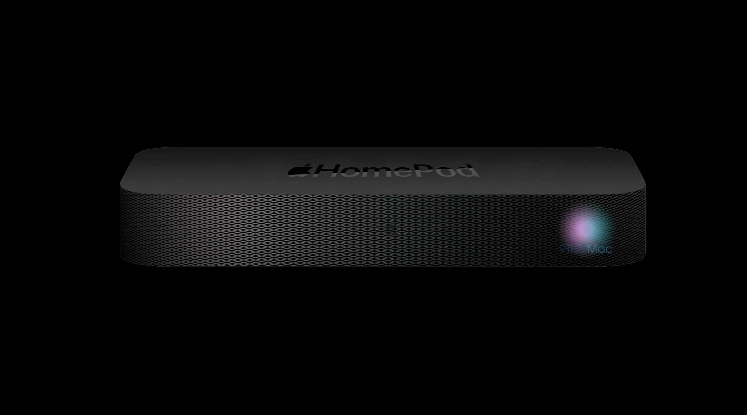 全新Apple TV内置 HomePod 扬声器 居然还有摄像头