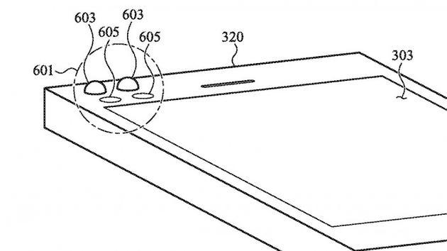 苹果设备未来将向用户提供触觉通知