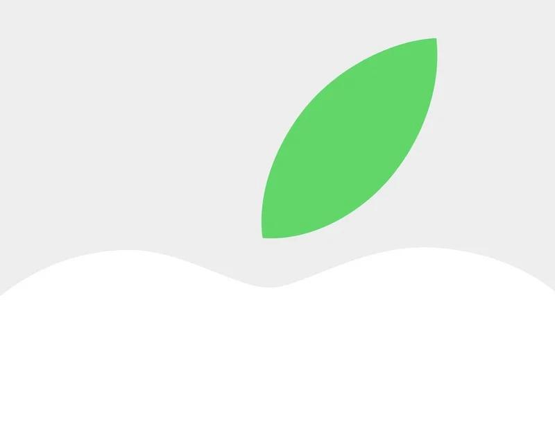 苹果官方发起地球日捐赠计划 总额为100万美元
