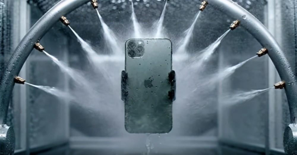 集体诉讼!苹果夸大iPhone防水功能并拒绝承保
