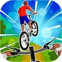 疯狂自行车无限金币版