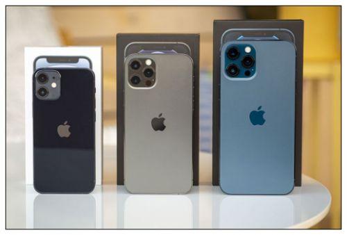 苹果新手机或命名为iPhone 12S