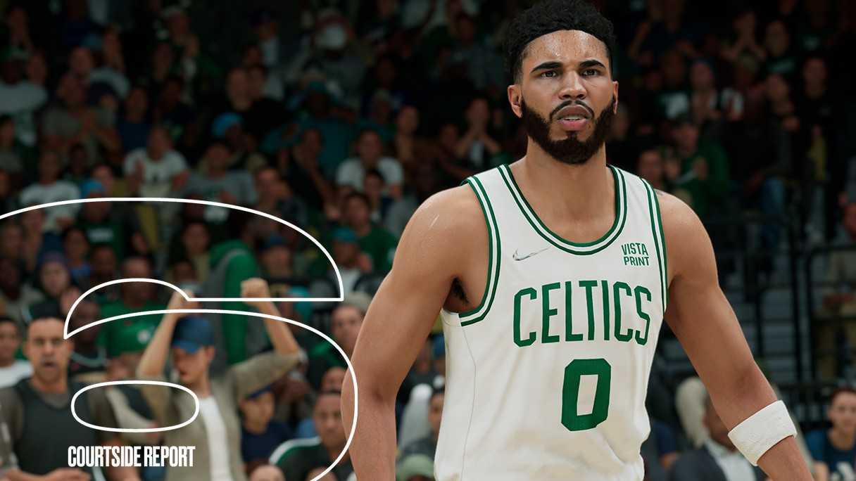 《NBA 2K22》更新内容预览 全新多人模式梦幻球队:选秀