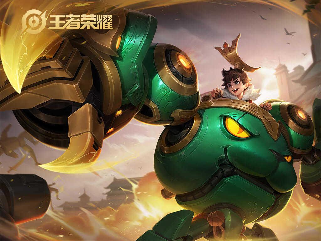王者荣耀刘禅怎么出装 2021刘禅最强速推神装推荐