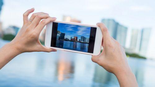 苹果手机相机怎么设置水印
