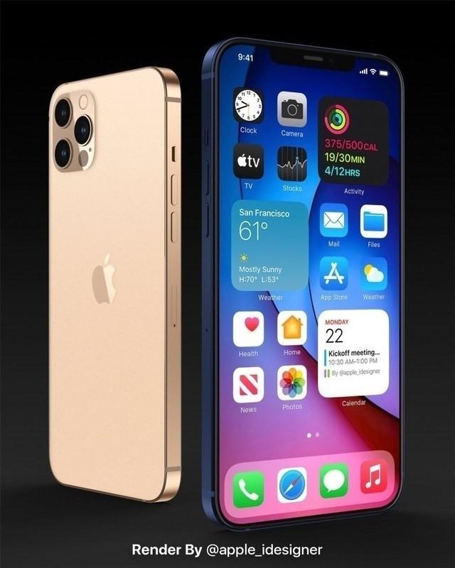 今年苹果推出iPhone 12系列屏幕刷新率如何呢?