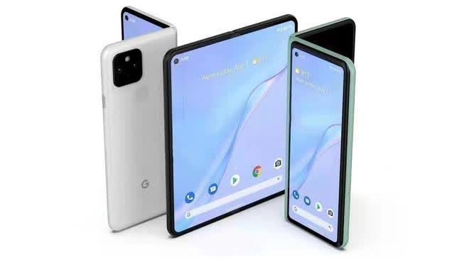 谷歌即将推出折叠屏手机 成为继三星和华为的第三款折叠屏手机