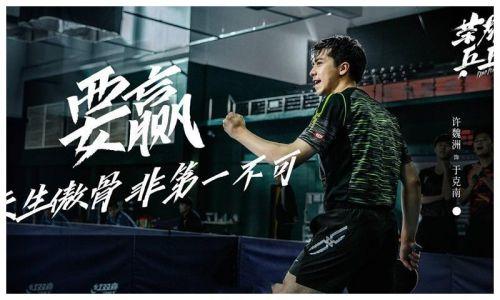 荣耀乒乓电视剧全集完整版免费看 荣耀乒乓44集全集在线看