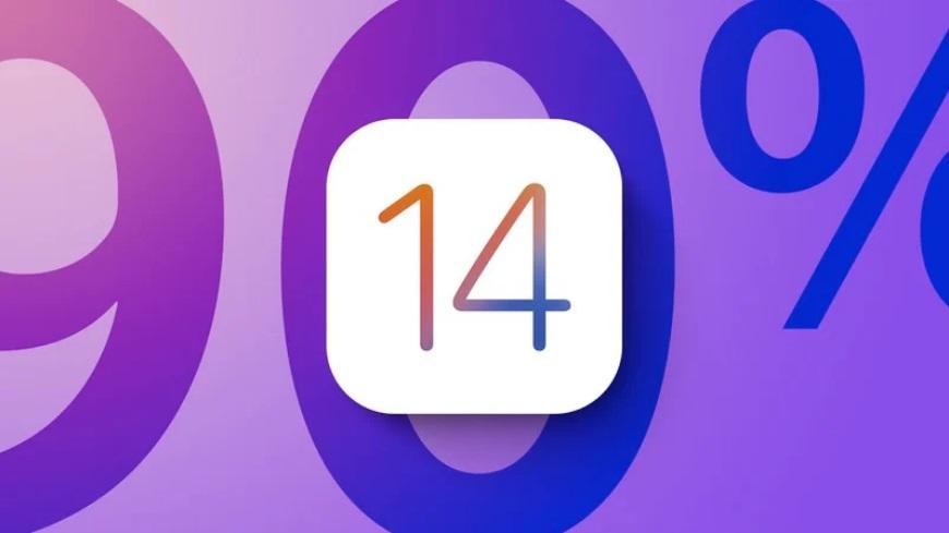 推出半年 iOS 14 采用率预估达到 90%