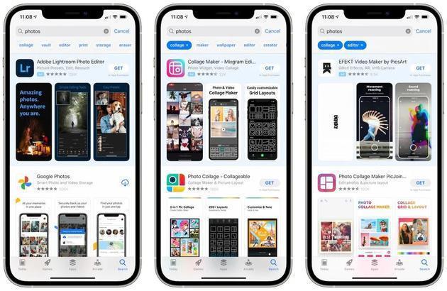 苹果优化App Store搜索功能 App查找更精准
