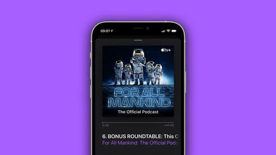 苹果将在 Apple One 中整合 Podcasts + 播客订阅服务