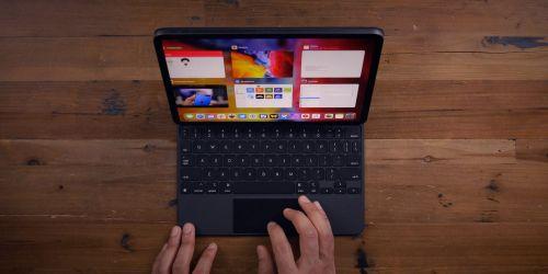 网传:全新mini-LED屏幕 iPadPro会在本月发布