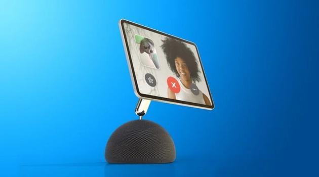 苹果未来将通过机械臂连接Ipad