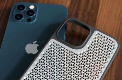 iPhone12Pro手机壳推荐 iPhone12Pro刨丝器保护壳分享
