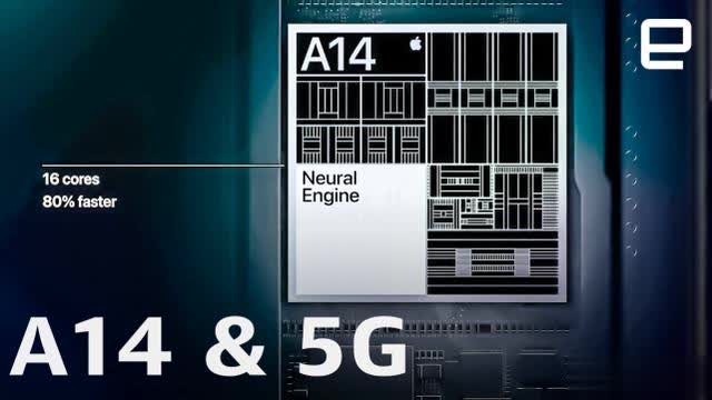 苹果A14芯片有多强 iPhone12性能怎么样