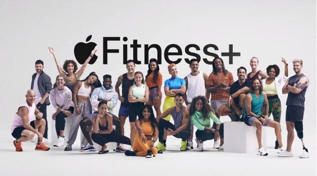 Apple Fitness + 新增孕妇、老人及初学者群体