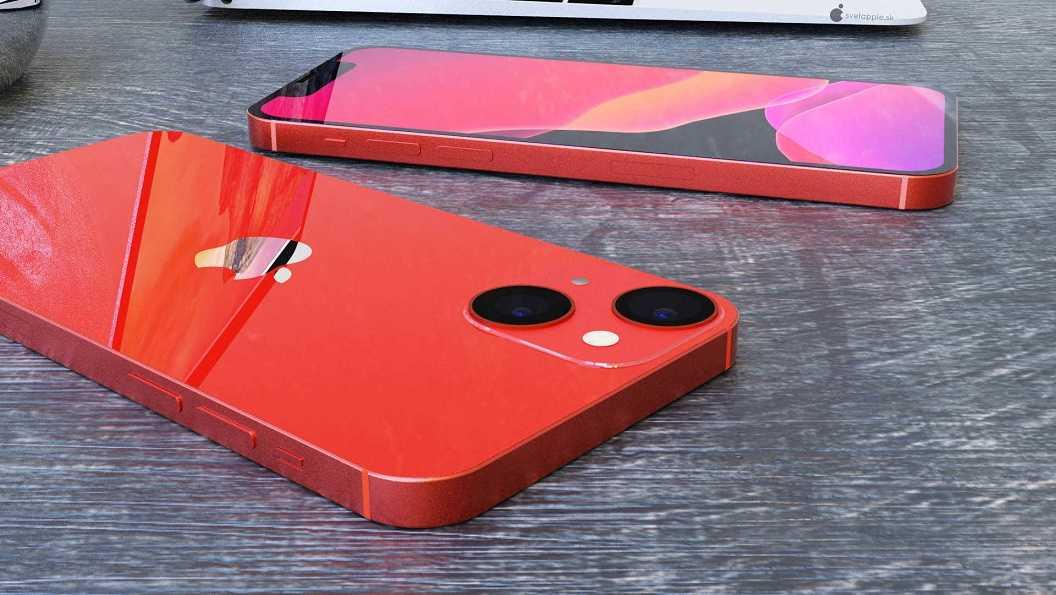 iPhone 13 mini高清渲染图曝光
