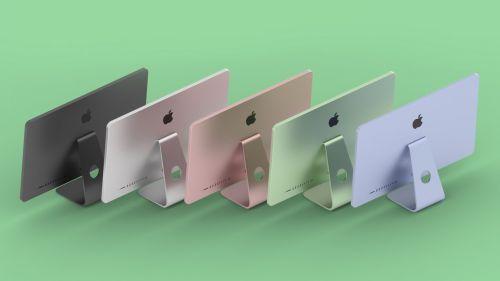 苹果新款iMac将在4月20日发布 苹果新款iMac样式介绍