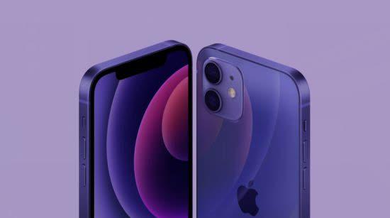 iPhone 12/mini推出紫色版本 周五预售、价格不变