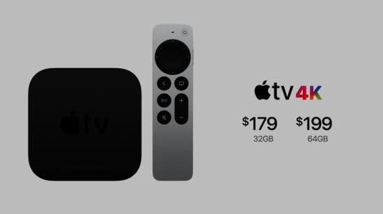 Apple TV 4K亮相 全面升级、199美元起售