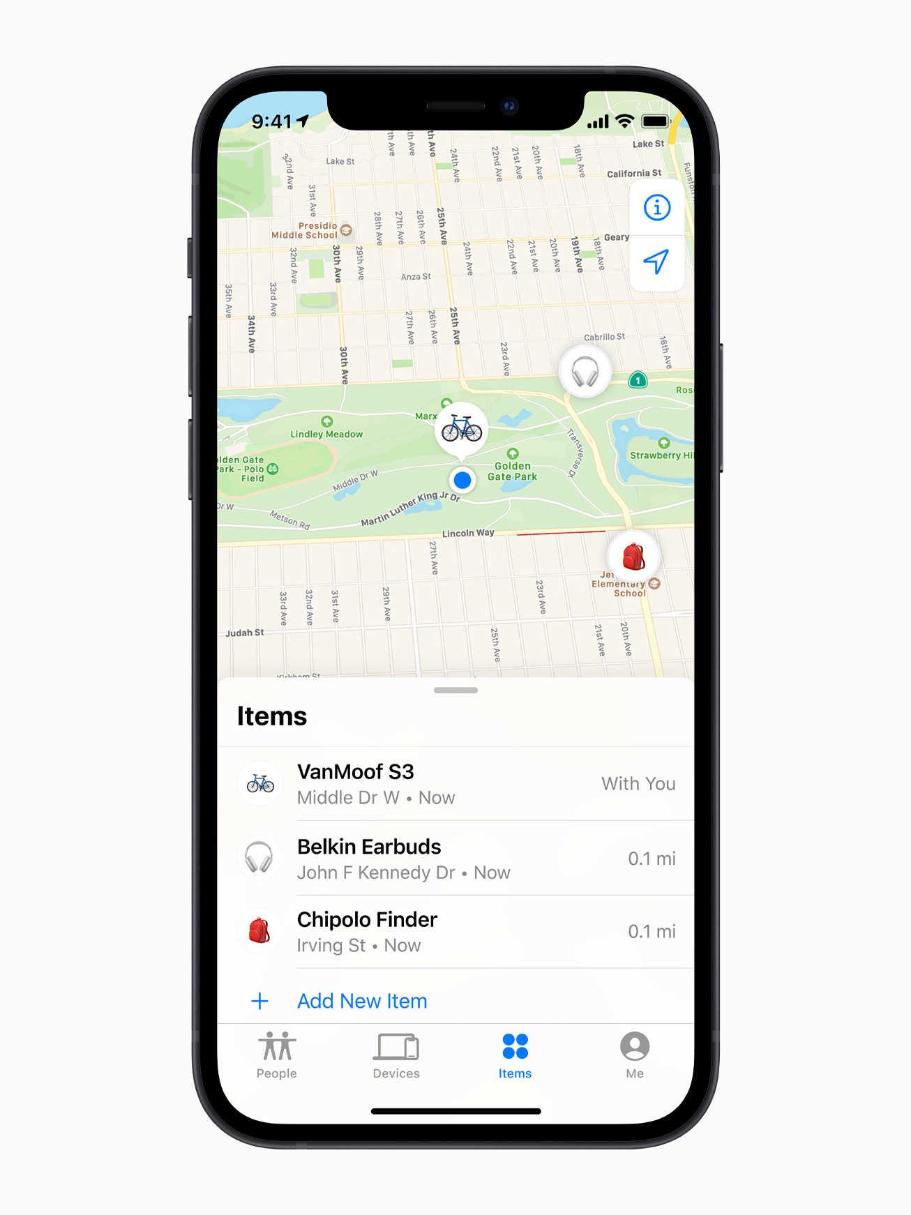 Airtag怎么使用?苹果全新设备Airtag使用方法