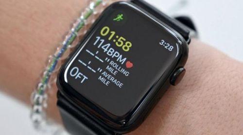 AppleWatch将来会有无袖带血压监测技术