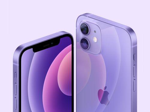 苹果全新紫色iPhone12系列开启预购