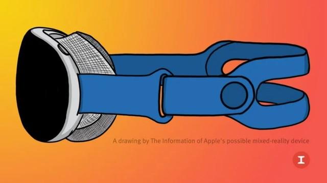 苹果混合显示耳机研发中 预计明年上线
