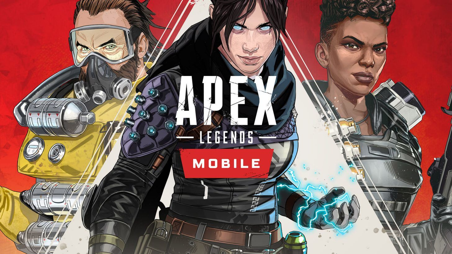 Apex英雄手游先测版