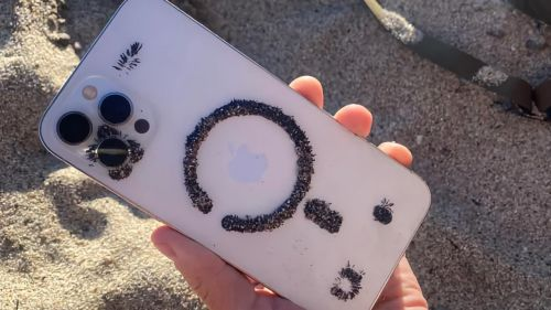 iPhone12Pro背面吸附铁砂处理方法 iPhone12Pro背面材料介绍