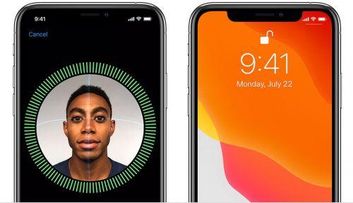 苹果未来将会把iPhone和iPad的FACEID传感器芯片做得更小