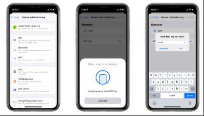 苹果AirTag内置NFC可触发快捷指令 苹果AirTag功能介绍