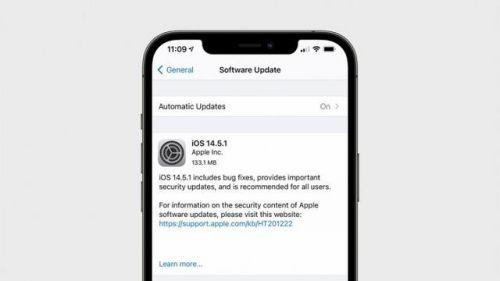 """苹果iOS14.5.1正在修复""""允许App请求追踪""""灰色开关Bug"""