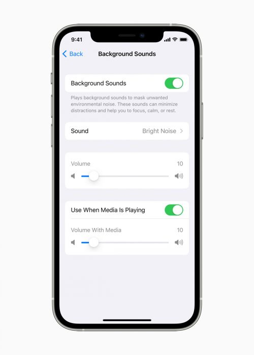 苹果将展示推出的一系列残障辅助功能 苹果残障功能介绍