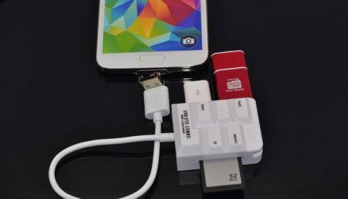 手机照片怎么传到U盘上 手机数据转移U盘方法