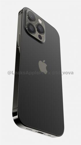 苹果iPhone13Pro样式曝光 苹果iPhone13Pro渲染图介绍