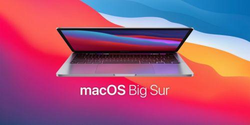 苹果macOSBigSur11.4性能介绍 苹果macOSBigSur11.4支持AMDRDNA2显卡