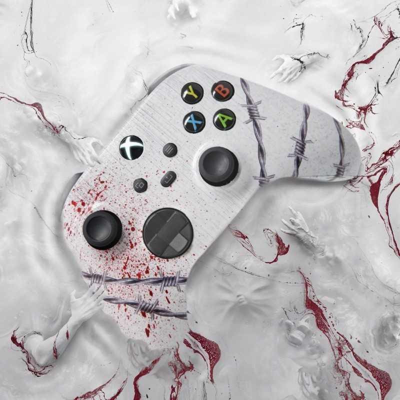 限定非卖品!Xbox发布B社游戏主题手柄
