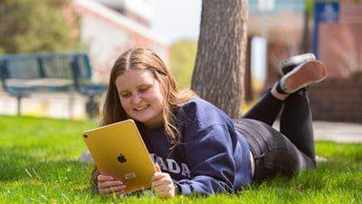 苹果居然免费赠送iPadAir 苹果赠送内华达大学新生iPadAir