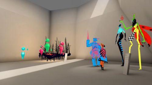 Steam喜加一:《奇妙现实博物馆》