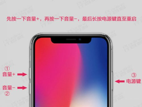苹果手机死机怎么重启