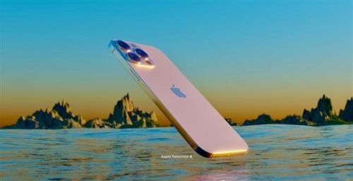 iPhone 13有日落金玫瑰金配色吗