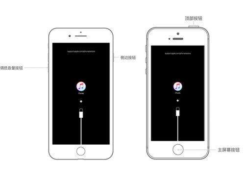 iphone手机停用了怎么解决