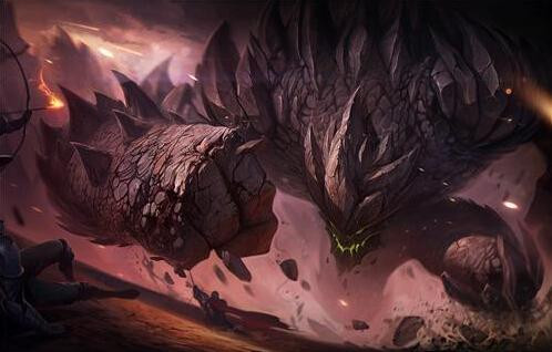 《英雄联盟》手游石头人怎么玩 LOL手游熔岩巨兽墨菲特介绍
