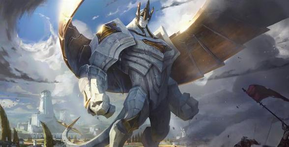 《英雄联盟》手游加里奥怎么玩 LOL手游正义巨像加里奥介绍