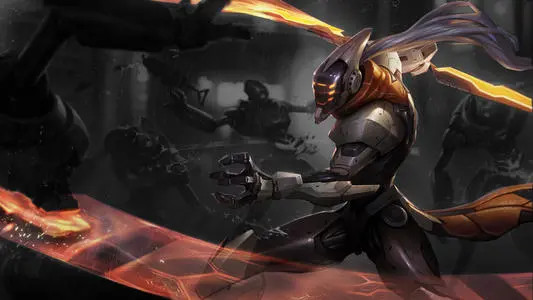 《英雄联盟》手游剑圣怎么玩 LOL手游无极剑圣易介绍